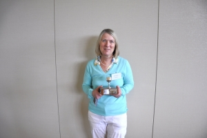 Winner - Sue Thomas of Ruyton