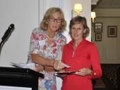 Annie Hardham Winner Nell Goff Trophy