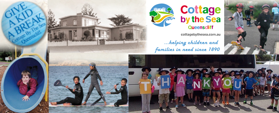 Cottage by the Sea Helping Children and Families in need since 1890
