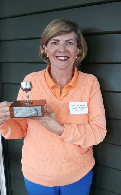 Cathy Ockleshaw