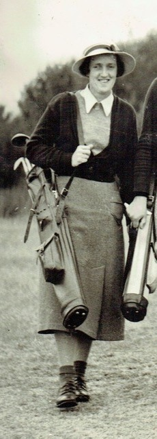 Nell Goff - golfer